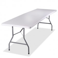 2.4m plastic table